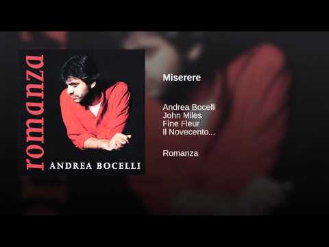 Miserere Live Youtube