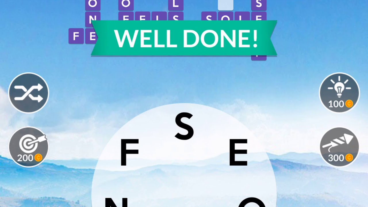 Download Wordscapes Level 3156 Answers