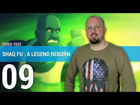SHAQ FU : Le retour de la légende ? | TEST