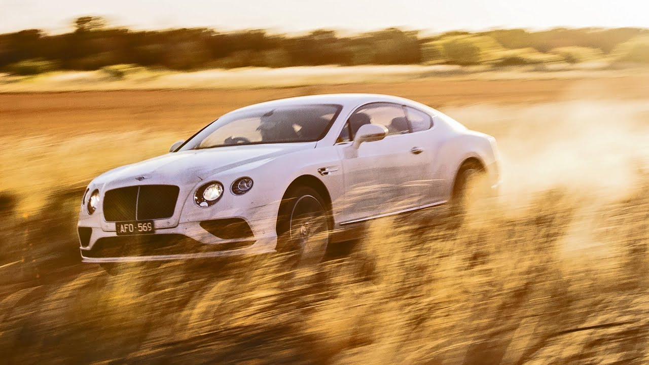2016 Bentley GT Speed Hits 206 Mph (331 Km/h) Top Speed   YouTube