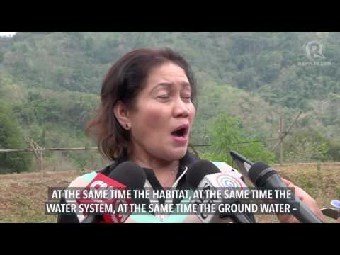 DENR Calabarzon: Quarrying And Open-pit Mining Have 'same Effects'