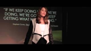 Are you avoiding the difficult conversation?   Kathy Kiernan   TEDxSalisbury