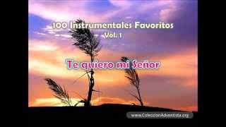 100 Instrumentales Favoritos vol  1 - 095 Te quiero mi Señor
