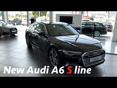 Audi A6 Sline 2019 in depth full review in 4K (interior & exterior)