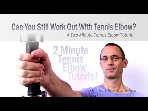 Can You Still Work Out With T.E.? – A Two-Minute Tutorial
