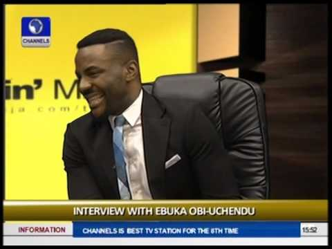 Rubbin' Minds: Toolz Evicts Ebuka From Live TV In Birthday Surprise. PT2