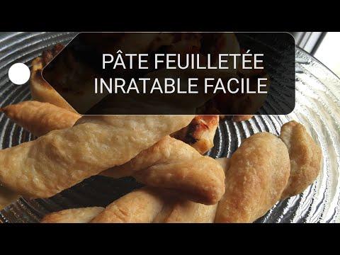 pÂte-feuilletÉe-inratable-sans-robot-!!