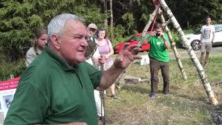 Lesní slavnost lapků z Drakova 2018