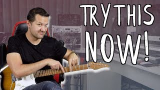 Doing This Everyday Will Make You A Much Better Guitar Player