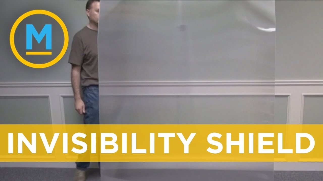 Download Real-life invisibility or cloaking devise exists and we test it out   Your Morning