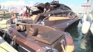 FESTIVAL DE LA PLAISANCE CANNES 2010  PART 1 - Vidéo moteurboat.com