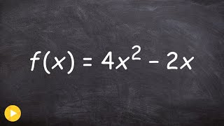 Simplifying the difference quotient