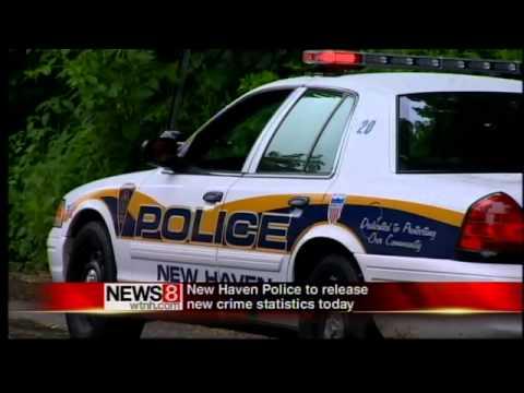 New Haven crime statistics
