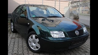Капсула времени!  Volkswagen Bora 1998г.в!  С малым пробегом!