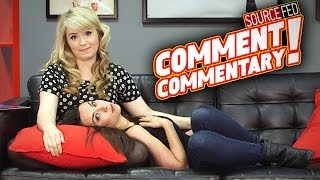 Trisha Diddles Herself?! IT'S COMMENT COMMENTARY 118!