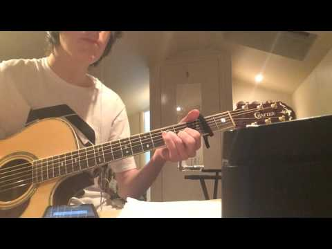 Mashup - Love your photograph (love yourself / photograph) - Justin Bieber / Ed Sheeran (cover)