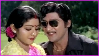 Sobhan Babu And Sridevi All Time Super Hit Video Song - illalu Movie Songs