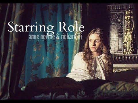 STARRING ROLE | Anne Neville & Richard III