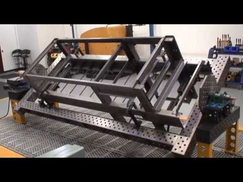 Bluco Modular Rollover Fixtures Youtube