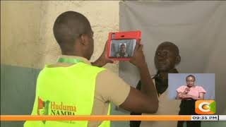 Lack of information hampering biometric registration process