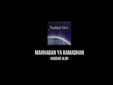 Haddad Alwi - Marhaban Ya Ramadhan (Lirik) - YouTube