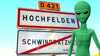 [CHOC] Ovnis et enlèvements E.T. à Hochfelden ! - L'enquête exclusive
