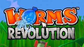 Worms Revolution review - and a true EXCLUSIVE!