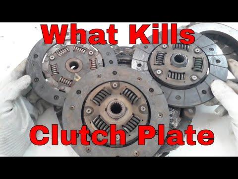 Clutch Plate Problem