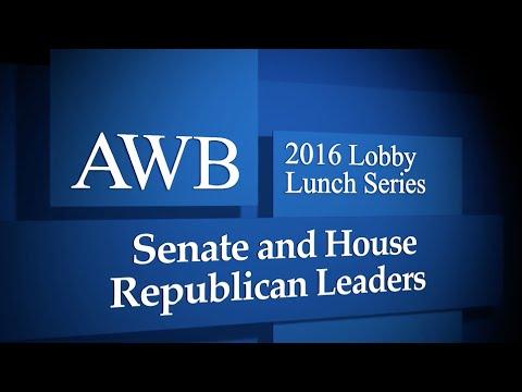 AWB 2016 Lobby Lunch Series - February 4th