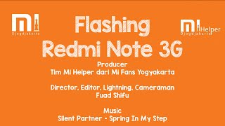 flashing redmi note 3g mi helper yogyakarta
