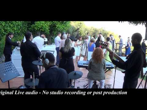 Music Wedding Italy - wedding music band - Dance revival selection