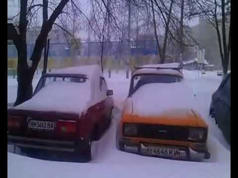 Валентина Толкунова Снегопад/Valentina Tolkunova Snowfall