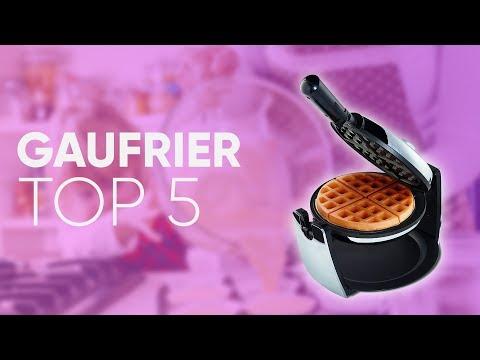 TOP5 : MEILLEUR GAUFRIER (2018)