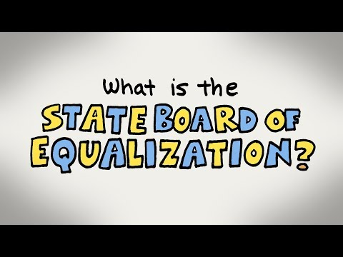 The Board of Equalization