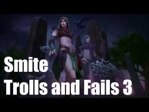 Smite Trolls and Fails 3