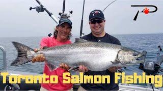 Toronto Salmon Fishing