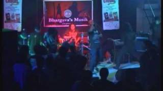 Mosh Mayhem Festival 2009 at Marine Center[Mumbai] Part 1.mp4