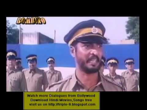 Nana Patekar's best dialogues from Tiranga movie