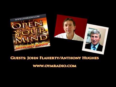 Open Your Mind (OYM) Radio - John Flaherty/Anthony Hughes - June 7th 2015