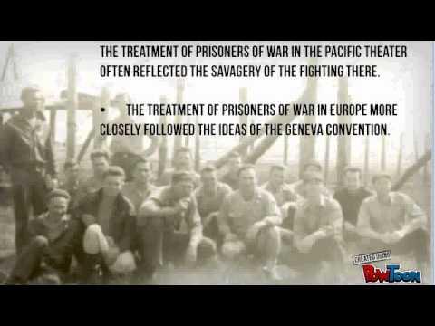 WW II Geneva and internment video