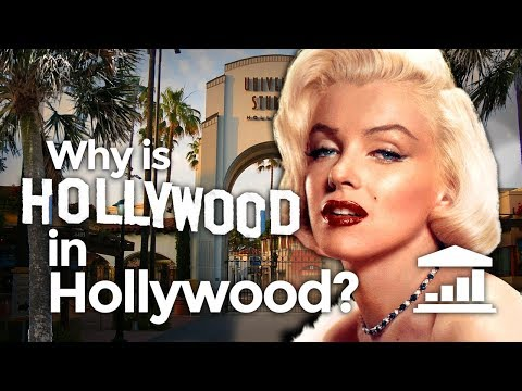 How did IMMIGRANTS create HOLLYWOOD? - VisualPolitik EN