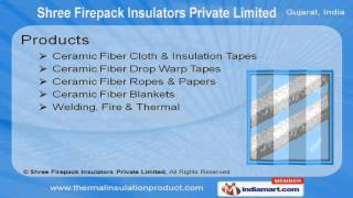 Asbestos Round & Square Rope by Shree Firepack Insulators Private Limited, Ahmedabad