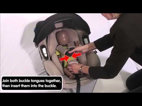 Installation of the MIGO SATELLITE infant seat with ISOFIX base SOLAR