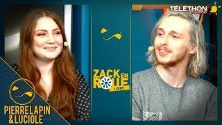 Spécial Téléthon Gaming : Pierre Lapin & Luciole - Zack en Roue Libre #14
