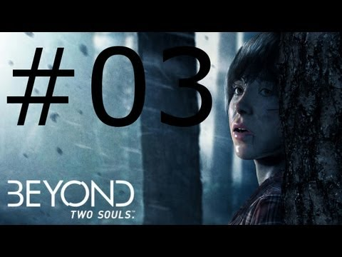 Let's Play Beyond two souls Willkommen bei der CIA Part 3 (D