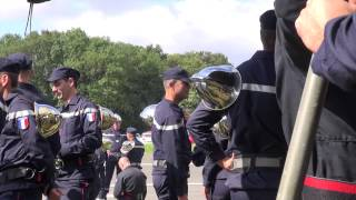 défilé 14 juillet 2012 Sapeurs-Pompiers - Bataillon Sud-Ouest