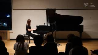 제514회 하우스콘서트 - 2017 신년음악회 - 손열음(Piano) | M.Ravel, Valses nobles et sentimentales