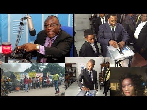 Urgent !!!Election  2018 en direct  Mubake Valentin  apanzi, bo juger bino moko