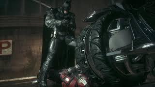"""Batman""""s cruel interrogation in BATMAN: ARKHAM KNIGHT"""