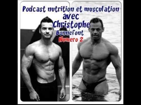 ✔Podcast n°2 musculation et nutrition avec christophe bonnefont - fitnessmith.tv (HD)